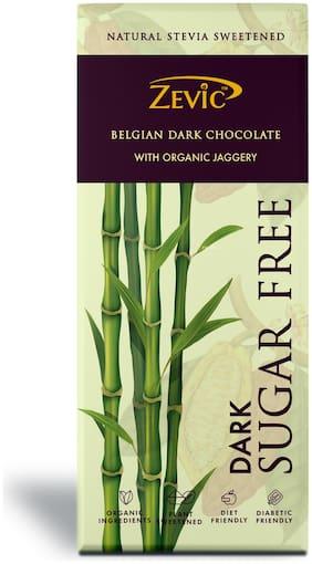 Zevic Chocolate with Organic Jaggery 40 g