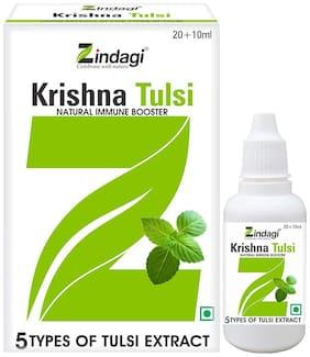 Zindagi Krishna Tulsi Extract 30ml, Natural Immunity Booster