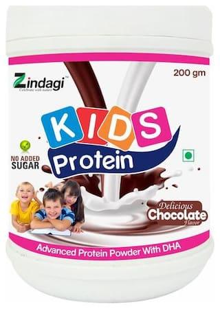 Zindagi Protein Powder for Kids Growth 200 g