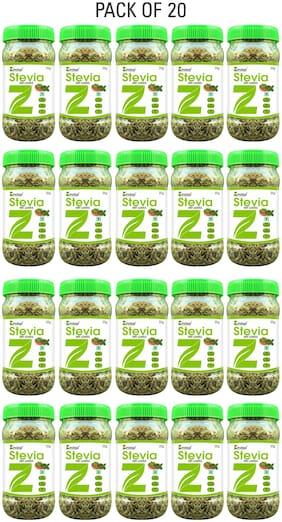 Zindagi Stevia Leaves - Sugarfree Stevia Dry Leaves - Dried Stevia Leaf For Weight Lose