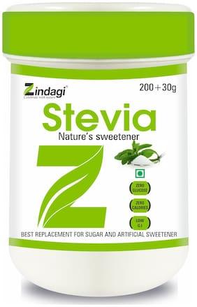 Zindagi Stevia White Powder - Sugarfree Stevia Powder - Pure Stevia Leaves Extract