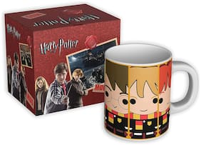 Mc Sid Razz Harry Potter Chibi Coffee Mug of 6 Character | Collectible Coffee Cups | Birthday Gifts |,Gift Set Christmas Gift/Birthday Gift Officially Licensed by Warner Bros, USA