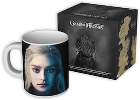 """Redwolf Official"""" Game of Thrones"""" Daenerys - Coffee Mug Licensed by HBO (Home Box Office), USA"""