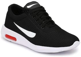02HERO Men Running Shoes ( Black )