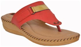 1 WALK ORTHOTIC COLLECTION FOR WOMEN-RED