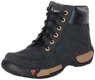 1ARROW 052 CHOPPER black boot_6