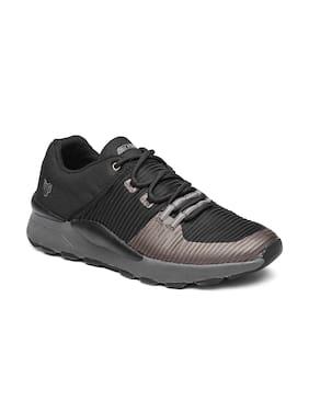 2Go Men Black Training/gym Shoes