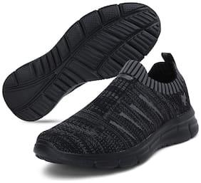 2GO Men Athleisure Training/Gym Shoes ( Black )
