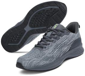 2GO Men Athleisure Training/Gym Shoes ( Grey )