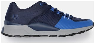 2GO Men Navy Blue Training Shoes