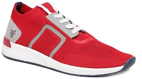 2GO Men Red Sports Shoes