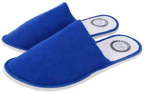 92 MILES Unisex Blue Outdoor slippers
