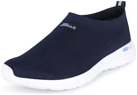 A-Gear By Campus Men AGR-2203 Walking Shoes ( Navy Blue )