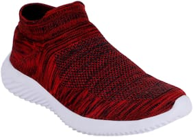 Casual Shoes For Men ( Maroon )