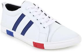 Casual Shoes For Men ( White )