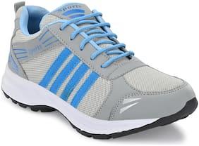 AARAVIN'S Men AR_189_GREY Running Shoes ( Grey )