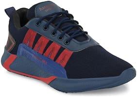 AARAVIN'S Men AR_192_BLUE Running Shoes ( Blue )