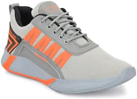 AARAVIN'S Men AR_192_GREY Running Shoes ( Grey )