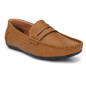 AARAVIN'S Men Beige Loafer - Ar_110_beige