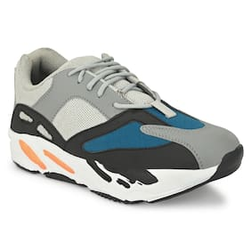 AARAVIN'S Men AR_170_GREY Running Shoes ( Grey )