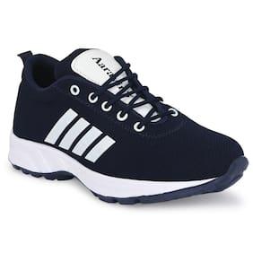 AARAVIN'S Men AR_160_BLUE Running Shoes ( Blue )