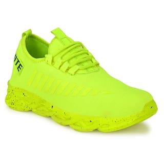 AARAVIN'S Running Shoes For Men ( Green )