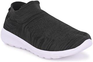 Aash Posh Unisex Black Casual Shoes - 3001_BLACK