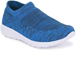 Aash Posh Casual Shoes For Unisex ( Blue )