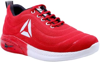 Aash Posh Men Red Casual Shoes - AP01_RED_9