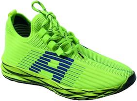 Aash Posh Men Green Casual Shoes - WN3002_GREEN+BLUE_8