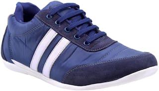 Aash Posh Casual Shoes For Men ( Blue )