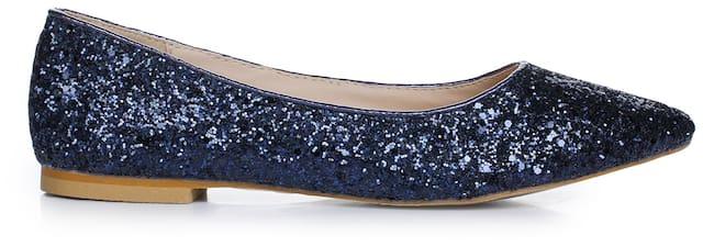 Aber amp; Q Women Blue Sandals