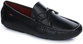Aber & Q Men Black Casual Shoes