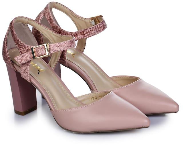 Aber Q Women amp; Pink Sandals