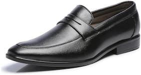 Action Dotcom Men Synthetic Leather Loafers and Formal Shoes
