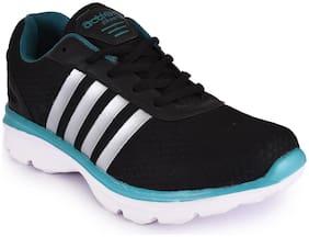 Action ESL-409 Women's Black-Sea-Green Mesh Sports Shoes Running Shoes For Women ( Blue )