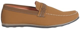 bf1da8fdd31 Buy Action Men Beige Loafer Online at Low Prices in India ...