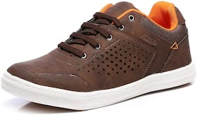 Action Men Brown Casual Shoes