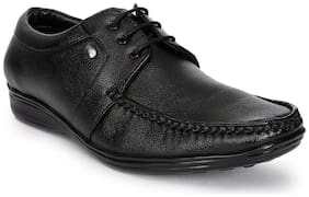 Action Mens Black Formal Shoes