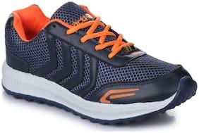 Action Orange Men Sports Shoes