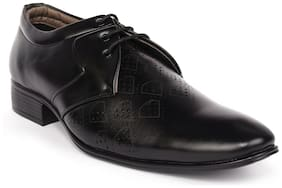 Action Men Black Formal Shoes