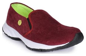 Action Men Walking Shoes ( Red )