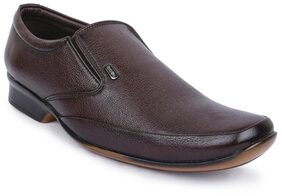 Action Men Maroon Formal Shoes
