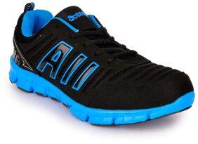 Action Men Black Running shoes