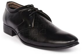 Action Men Black Formal Shoes - Dcf-14-black