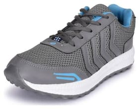 Action Shoes Grey Sports Shoes
