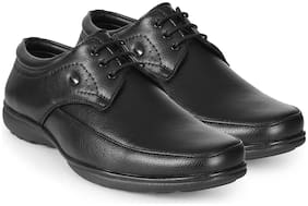 Men Black Derby Formal Shoes ,Pack Of 1 Pair