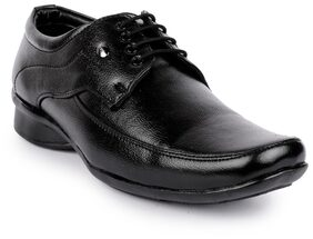 Action Men Black Formal Shoes - Sr-12-black