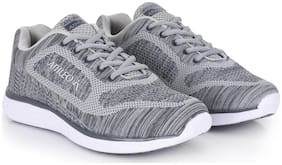 Action Men Running Shoes ( Grey )