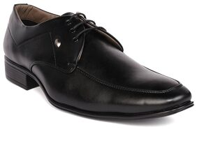 Action Men Black Formal Shoes - Dcf-12-black